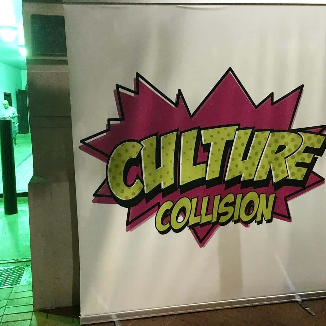 Thanks for a fantastic evening! Until next year! culturecollision culturecollision2016hellip