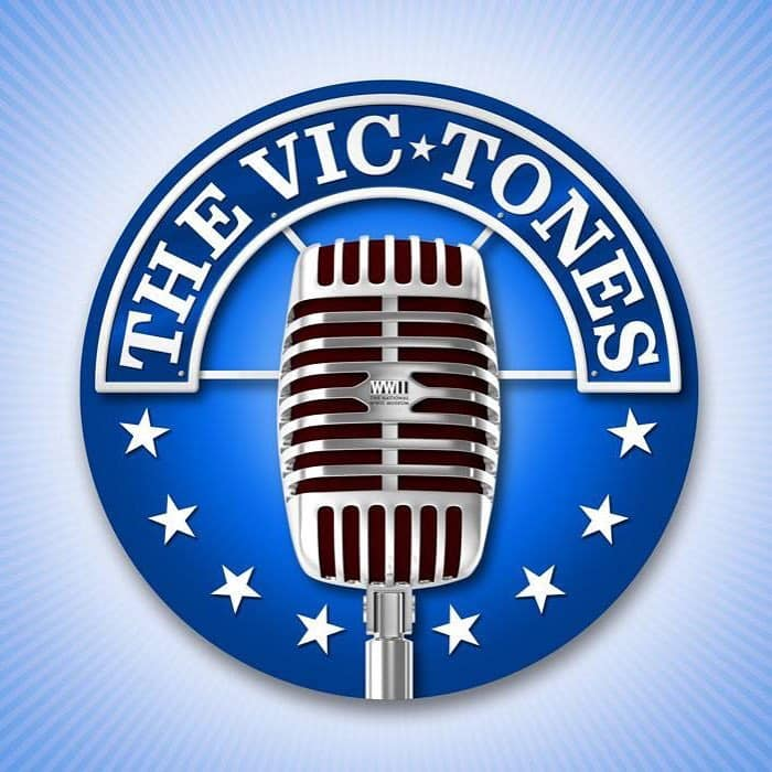 The National WWII Museums VicTones a dynamic male vocal triohellip