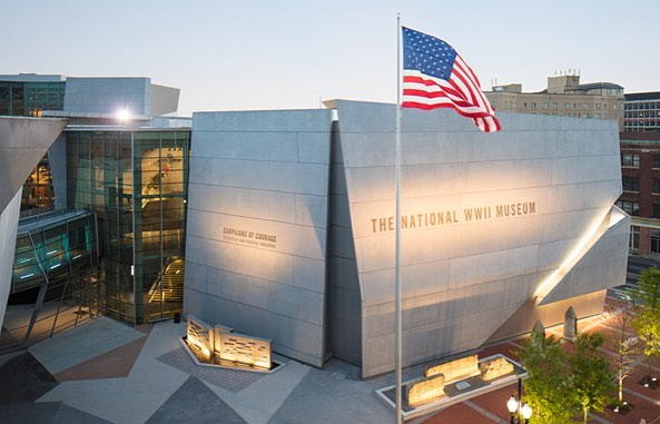Did you know that The National WWII Museum has ahellip